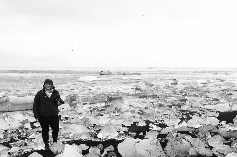 7x35 at Jokulsarlon Beach