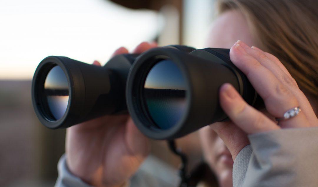 7x35 with binoculars