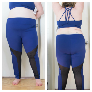 Leggings and Sports Bra from Fabletics
