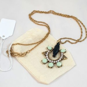 Necklace in Dia&Co box
