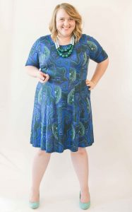Gwynnie Bee Box 3 Dress