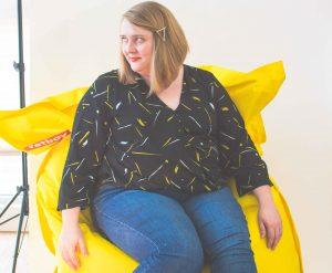 Gwynnie Bee Box 2 Shirt