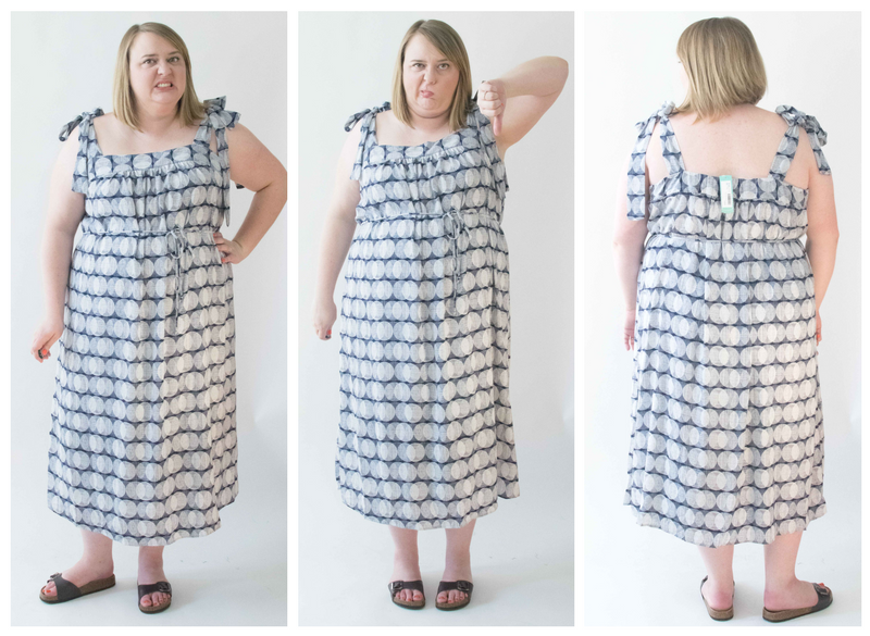 dress from my stitch fix box