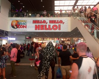 Where I've Been: RuPaul's DragCon 2017