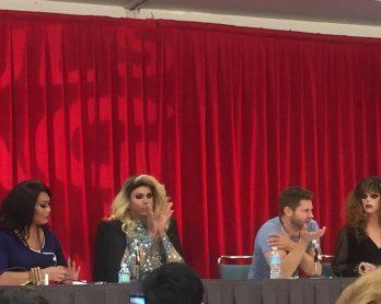 Dragcon 2017: Panels
